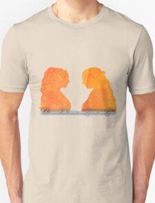 Sansa and Margaery Unisex T-Shirt