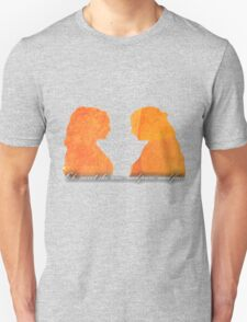 Sansa and Margaery Unisex T-Shirt