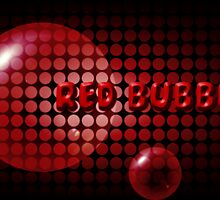 Red Bubble Logo Challenge by elegantmemories