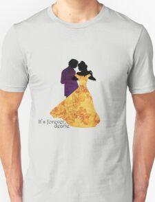 Rumbelle - It's Forever Dearie Unisex T-Shirt