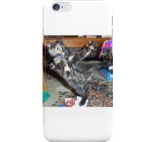 Payful Cat. iPhone Case/Skin