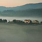 Sunrise in Chianti - Italy by gluca
