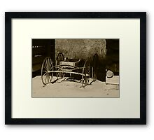 Luxury Framed Print