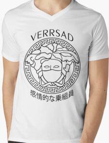 Verr'sad  Mens V-Neck T-Shirt