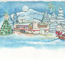 A Winter Wonder Land by James Peele