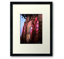 York Minster #5 Framed Print