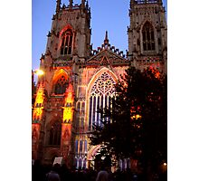 York Minster #6 Photographic Print