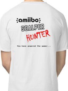 Amiibo Scalper Hunter OFFICIAL Classic T-Shirt