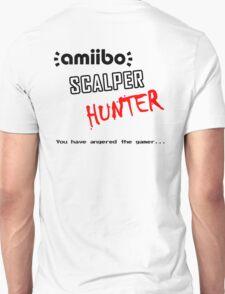 Amiibo Scalper Hunter OFFICIAL T-Shirt