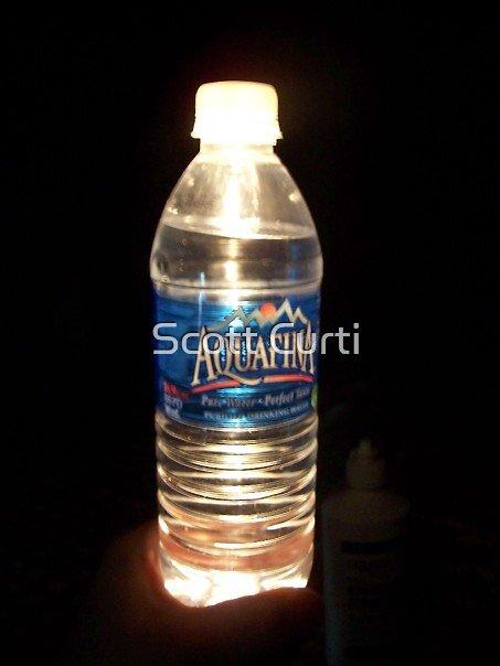 Water anyone? by Scott Curti