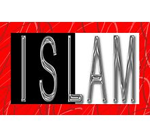 ISLAM Photographic Print