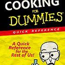 Cooking for Dummies by J.C. Maziu