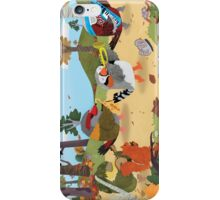 Bird Band Marching Through The Woods iPhone Case/Skin