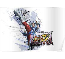 USF4 - Chun Li Poster