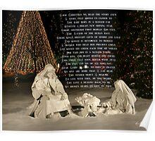 Christmas Poem Poster