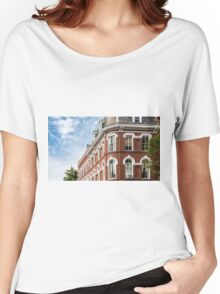 Old Brick in Portland Women's Relaxed Fit T-Shirt