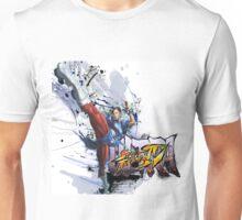 USF4 - Chun Li Unisex T-Shirt