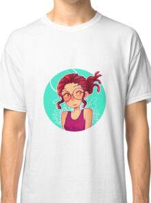 Dorky Medusa Classic T-Shirt