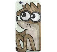 rigby iPhone Case/Skin