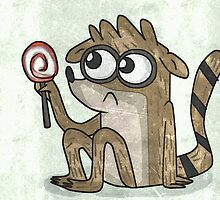 rigby by Comet moon