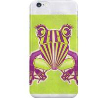 Dj Frog iPhone Case/Skin