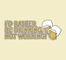Rather Be Drinking T-Shirt