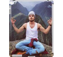 Liam in Machu Picchu iPad Case/Skin