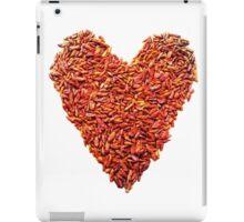 Chlili heart iPad Case/Skin