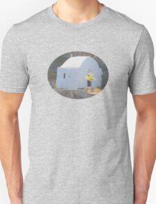 old church Unisex T-Shirt