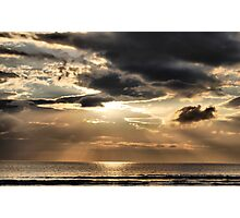 light from the heavens Photographic Print
