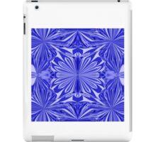 Blue Marigolds iPad Case/Skin