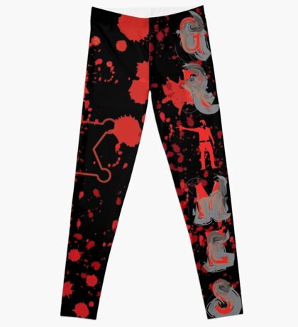 About Bloody Grimes Leggings