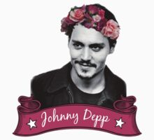 Johnny Depp by wowtennant