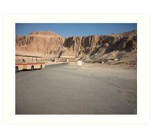 Luxor 1 Art Print