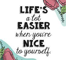 Be Nice by graceart512