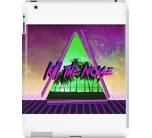 Kill The Noise iPad Case/Skin