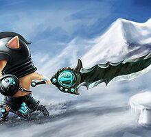 League of Legends : Teemo Tryndamere !! by Scalpedmonkey