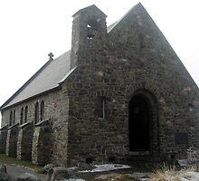 Church by Cheryl Parkes