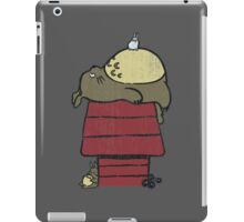 My neighbor Peanut iPad Case/Skin