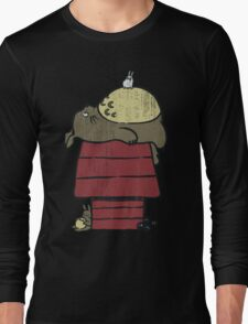 My neighbor Peanut Long Sleeve T-Shirt