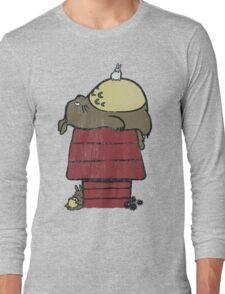 My neighbor Peanut Long Sleeve T-Shirt