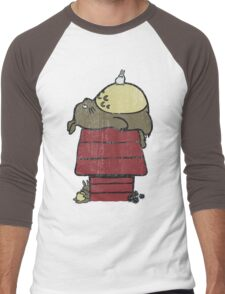 My neighbor Peanut Men's Baseball ¾ T-Shirt