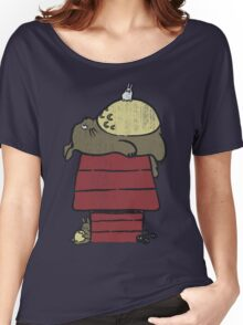 My neighbor Peanut Women's Relaxed Fit T-Shirt