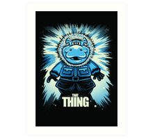 That Thing Art Print