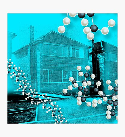 Atomic living Photographic Print