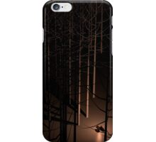 Desolate Forest iPhone Case/Skin