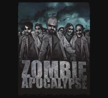 Zombie Apocalypse by welchtoons