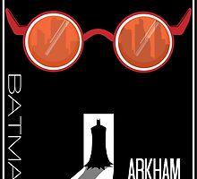 Batman: Arkham City Minimal by Stevie B