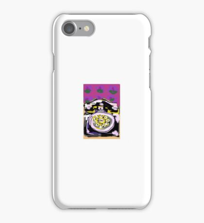 The Black Telephone iPhone Case/Skin