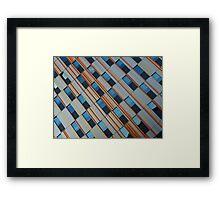 FUNKY LEGGINGS (and more) Framed Print